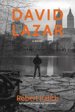 Robert Kalich - David Lazar Book Cover